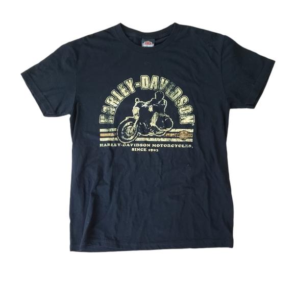 """Harley Davidson Jamaica T-Shirt - """"Medium"""""""